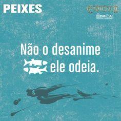 """""""#Peixes #signos #zodíaco #pensamentos #frases #livro ♓"""""""