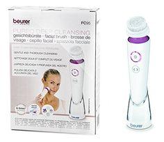¡Chollo! Cepillo facial Beurer FC 95 Pureo Deep Cleansing Sonico por 50 euros.