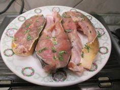 Hal fűszerezése - fontosabb, mint gondolnád - Háztartás Ma Pork, Mint, Kale Stir Fry, Pork Chops, Peppermint
