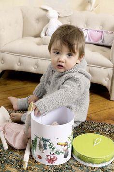 LANGYARNS FATTO A MANO 246 - LAYETTE # 1 Baby Alpaca Baby Alpaca, Lang Yarns, Cardigan Pattern, Trends, Pullover, Garter Stitch, Catalogue, Sleeping Bag, Baby Knitting Patterns