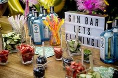 Gin and Tonic is the perfect party drink! So why not let your party guests tailor their own mixes? Here's how to create your own Gin Bar.