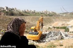 Hardly a day goes by without the State of Israel demolishing an Arab home between the Jordan River and the sea.The hum of bulldozers is the constant background noise of Zionism. Listen to it for…