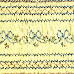 Free Smocking Patterns to Print | Elegance - Little Elegance