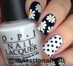 Flower Nail Designs For Spring Flower Nails springnails Bath and body Spring nails ballerina Spring nails ballerina, Spring nails gr.Bath and body Spring nails ballerina Spring nails ballerina Flower Nail Designs, Flower Nail Art, Nail Designs Spring, Cute Nail Designs, Nail Flowers, Floral Designs, Nails With Flower Design, White Flowers, Bright Nail Designs