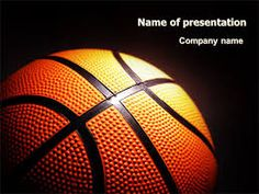 Résultats de recherche d'images pour «basketball theme ppt»