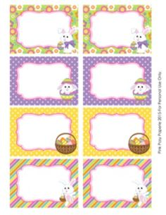 Pin by muse printables on name tags at for Locker tag templates