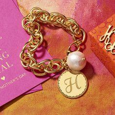 Preston Charm Bracelet By Moon And Lola | Three Hip Chicks