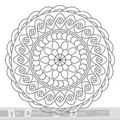 Color Mandala App Tutorial