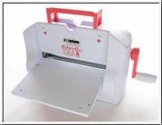 Cut-It-All - A4 Stanz- und Prägemaschine