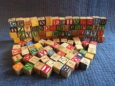 A personal favorite from my Etsy shop https://www.etsy.com/listing/270410705/112-alphabet-blocks