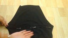 dk7lk5 Fashion Terms, T Shirt Diy, Leggings, Diy Clothes, Crop Tops, Sewing, Bikinis, Shirts, Holi