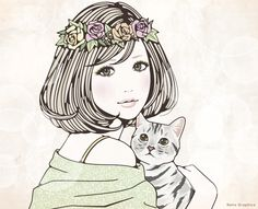 イラストレーター / Naho Graphics