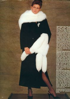 UK Vogue October 1982 Lady Into Tux/The New Dressing For Dinner Suits