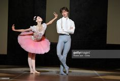 Sergei Polunin as Frantz and Kristina Shapran as Swanilda in the Moscow Stanislavsky Ballet's production of Roland Petit's Coppelia at the London Coliseum. Male Ballet Dancers, Ballet Art, Princesa Tutu, Dance Awards, Sergei Polunin, Ballet Companies, American Ballet Theatre, Dance Tights, Ballet Photography
