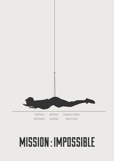 Mission : Impossible Art Print