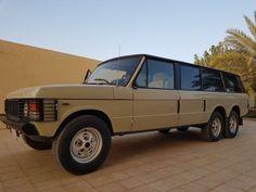 6X6 Range rover classic V8 3.5 Engine 1982 factory condition - Safir edition   eBay