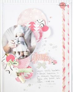 New page from our dt member @cristina__sales ... she used a #perspextive #justbecause about our #foxbox march #kit ... lovely pink colour she loves so much ...head over the shop to discover what about new products and look forward the new one April kit #scrapbooking #layout #bramblefox