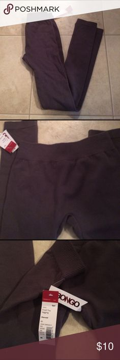 $5 nwt French terry leghings NWT! Super soft! BONGO Pants Leggings