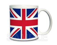 Union Jack Mug * Details can be found by clicking on the image.  This link participates in Amazon Service LLC Associates Program, a program designed to let participant earn advertising fees by advertising and linking to Amazon.com.