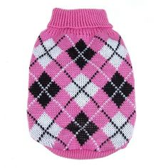 Silvercell Cute Pet Dog Warm Jumper Sweater Clothes Puppy Cat Knitwear Coat Apparel * Special dog product just for you. See it now! : Dog sweaters