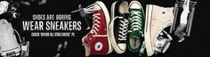 Converse Nepal | Shoes Are Boring. Wear Sneakers