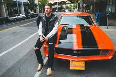 "Exclusive: Photos from the Set of Macklemore and Ryan Lewis's ""Downtown"" Music Video"