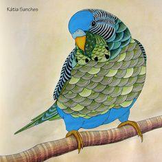 Animal Kingdom coloring book - Millie Marotta