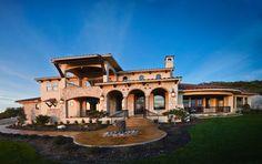 Bella Montagna Model Home | Design Visions of Austin