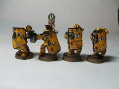 By our will, these walls will never fall! Heresy Imperial Fists - Page 2