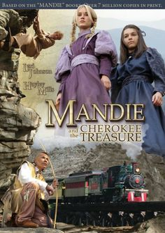 Mandie i skarb Czerokezów / Mandie and the Cherokee Treasure