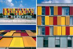 Quiebravistas / Trespa | Materials de Plataforma Arquitectura