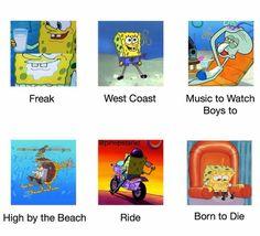 Lana Del Rey videos + SpongeBob #LDR lol