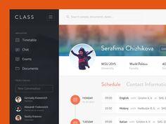 Class App Profile