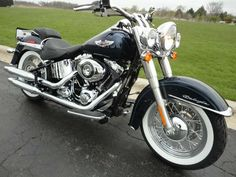 Harley-Davidson 2014 Softail® Deluxe