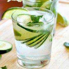 Cucumber Cooler Cocktails