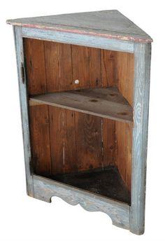 50's Strasbourg france vintage cabinet