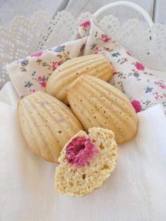 Des madeleines pour l'atelier kiwi-forme sur Palavas.   Thème du jour ; allégé et sans gluten