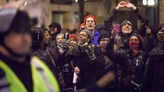 Fotos, videos: Masivas protestas por todo EE.UU. contra brutalidad policial en Ferguson – RT