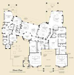 Villarica Floor Plan