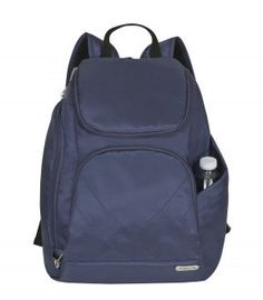 Anti-Theft Classic Backpack   http://www.bonkersforbags.com/travelon-anti-theft-classic-backpack?variantId=1813