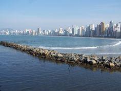 Praias de Balneário Camboriú em Santa Catarina