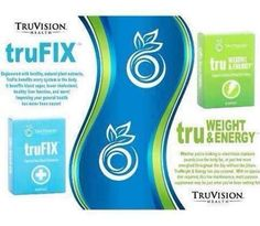 Core products offered by Truvision Health!  To try a 7 day sample pack, order here! http://truvision1.wix.com/sheliastruvision