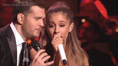 """Michael Buble & Ariana Grande """"Santa Claus Is Coming To Town"""" Music Mix, Music Love, Michael Buble Albums, Xmas Songs, Jose Luis Rodriguez, Upbeat Songs, Carlo Rivera, Miguel Bose, Christmas Music"""