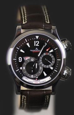 Jaeger LeCoultre Master Compressor Geographic watch