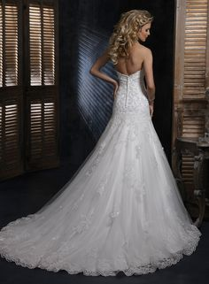 A Line Lace Wedding Dresses | Lace Sweetheart Strapless A-line Wedding Dress - Wedding Dresses ...