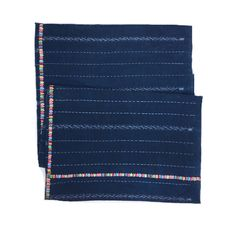 Guatemalan textiles with hand embroidered details in stock! Great for pillows, throws, and upholstery.