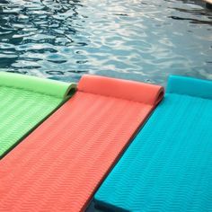 Texas Recreation Serenity Pool Float Yellow