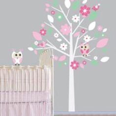 Girls owl idea