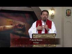 Novena das Mãos Ensanguentadas de Jesus 02/09/2014 - 7º dia: A Cruz - YouTube