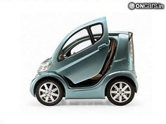 Meet the world's smallest electric car - Volpe Small Electric Cars, Normal Cars, Trike Bicycle, Smart Car, City Car, Car Images, Automotive Design, Fast Cars, Concept Cars